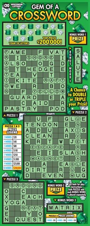 Gem of a Crossword