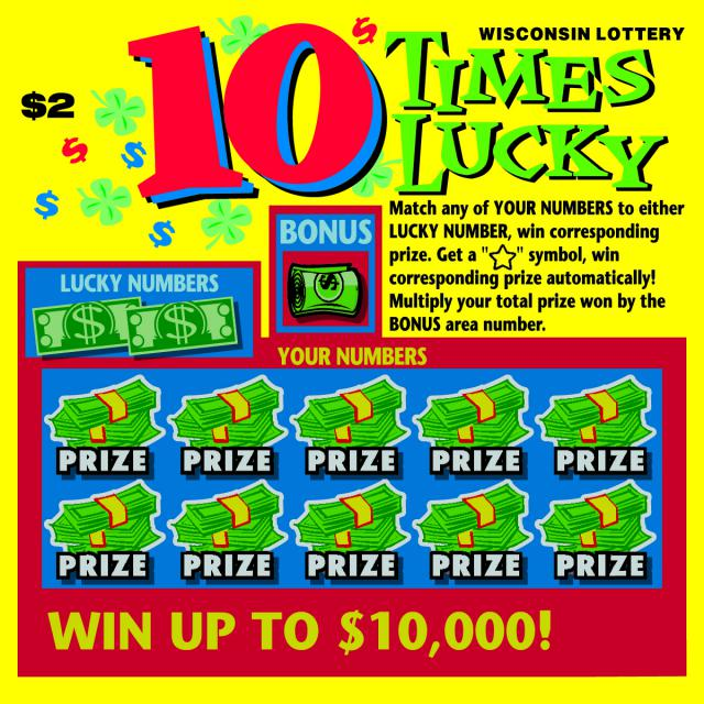 10 Times Lucky