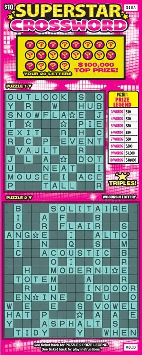 Superstar Crossword