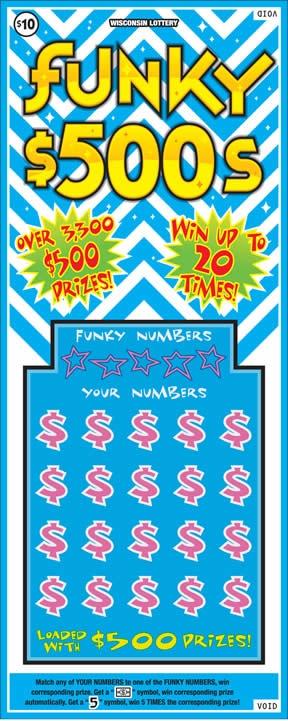 Funky $500s