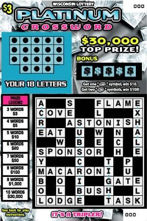 Platinum Crossword