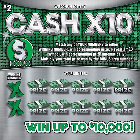 CASH X10