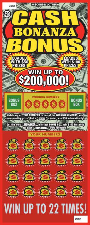 Cash Bonanza Bonus