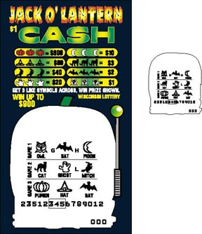 Jack O'Lantern Cash