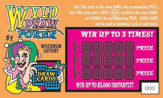 Wild Draw Poker