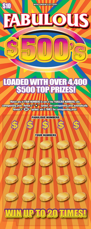 FABULOUS $500S