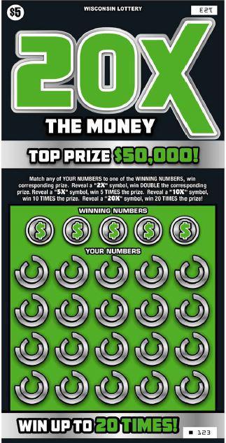 20X The Money