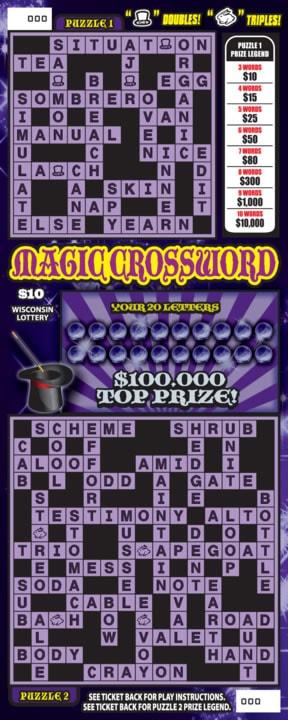 Magic Crossword