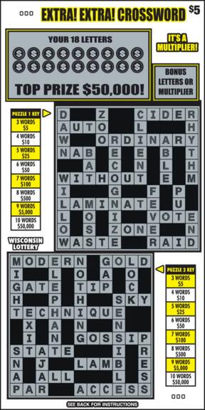 Extra! Extra! Crossword
