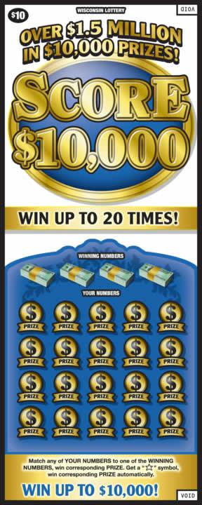 Score $10,000