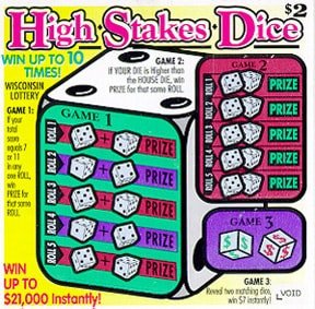 High Stakes Dice