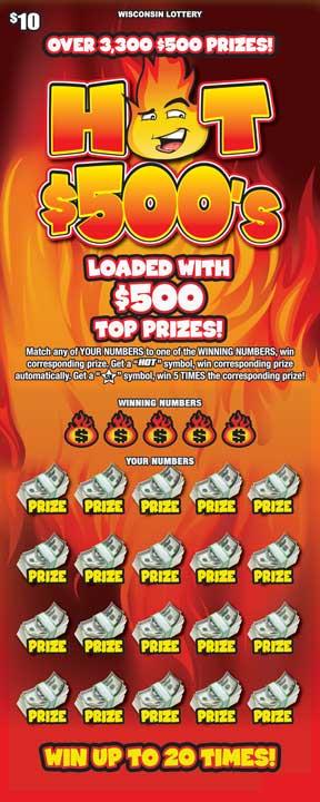 Hot $500's