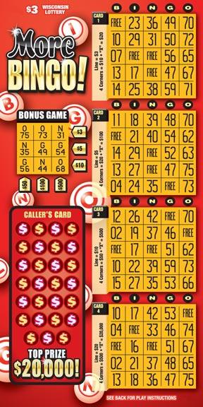 More Bingo!
