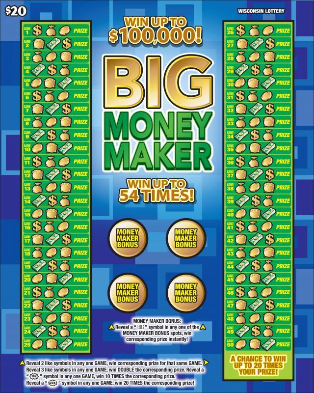 BIG MONEY MAKER
