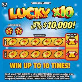 Lucky X10