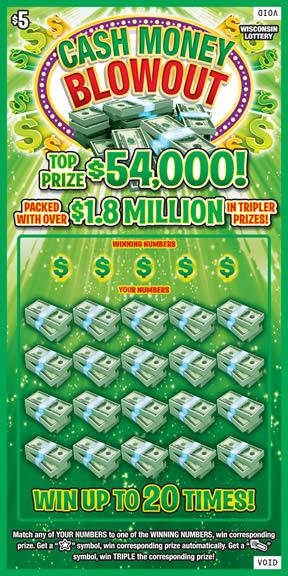 Cash Money Blowout