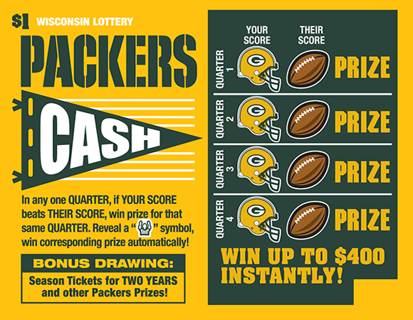 PACKERS CASH