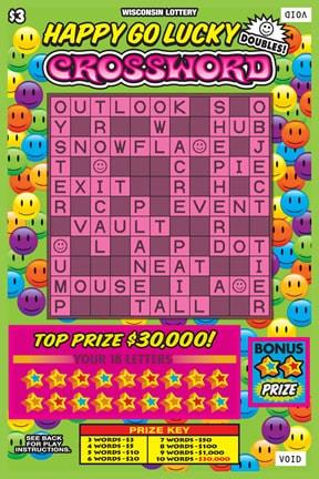 Happy Go Lucky Crossword
