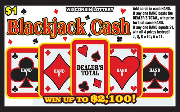 BLACKJACK CASH