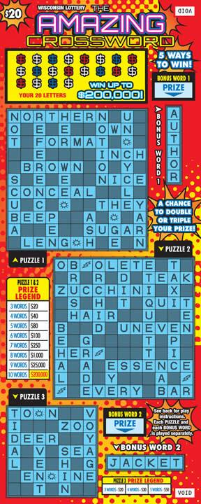 The Amazing Crossword