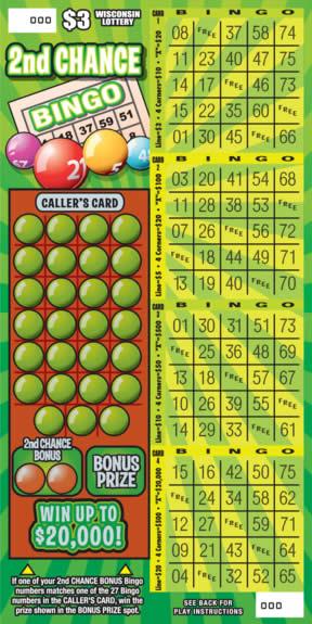 2nd Chance Bingo