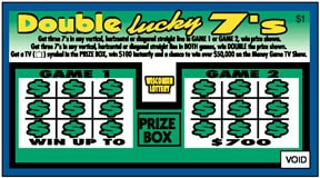Double Lucky 7's
