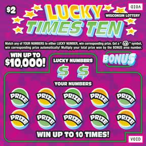 Lucky Times Ten