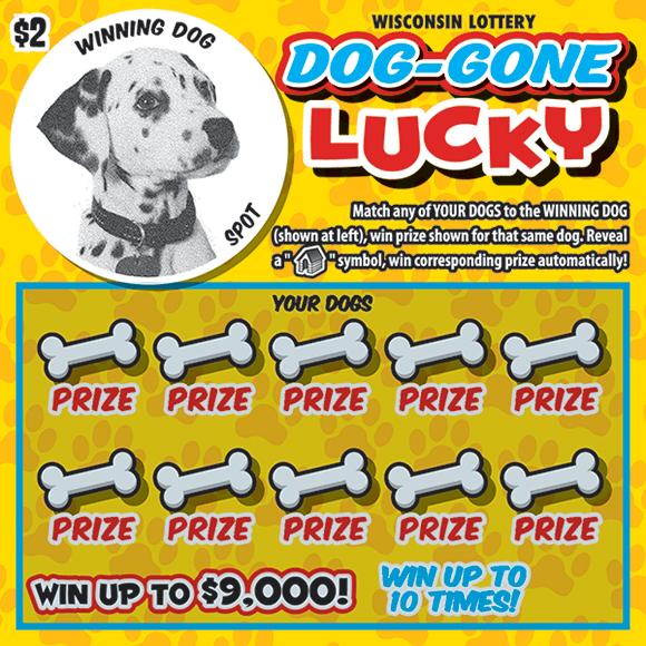 DOG-GONE LUCKY