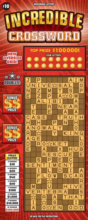 Incredible Crossword