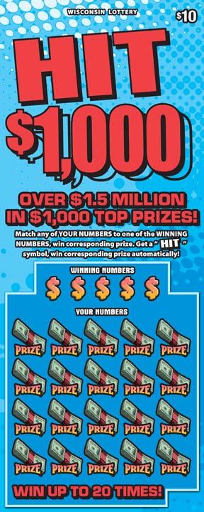 Hit $1,000