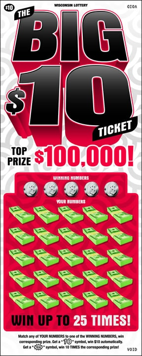 The Big $10 Ticket