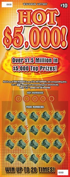 Hot $5,000!