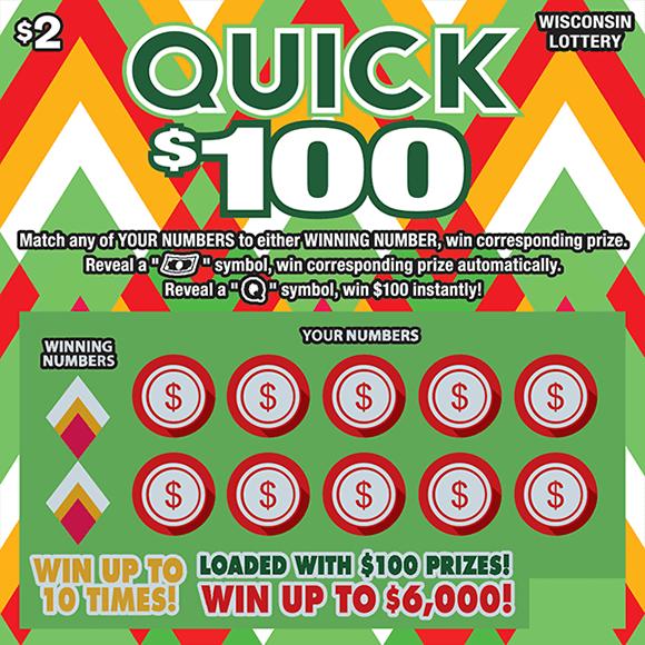 QUICK $100