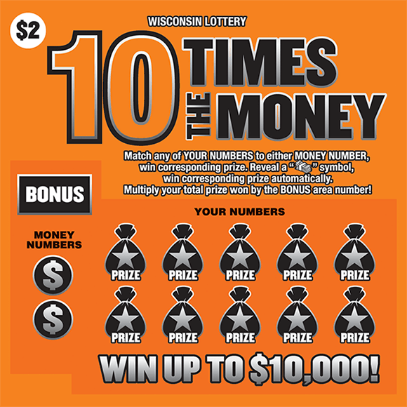 10 TIMES THE MONEY