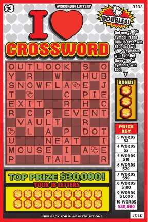 I Love Crossword