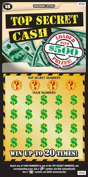 Top Secret Cash