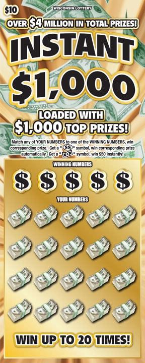 Instant $1,000