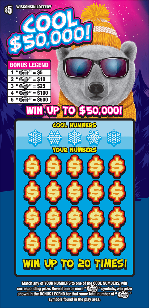 COOL $50,000