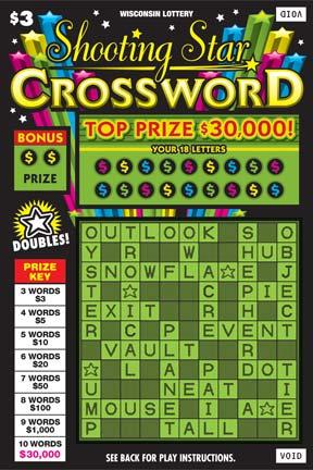 Shooting Star Crossword