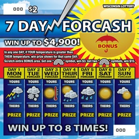 7 Day Forcash