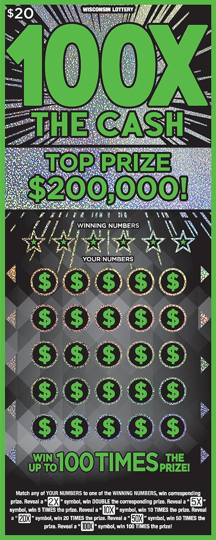100X THE CASH