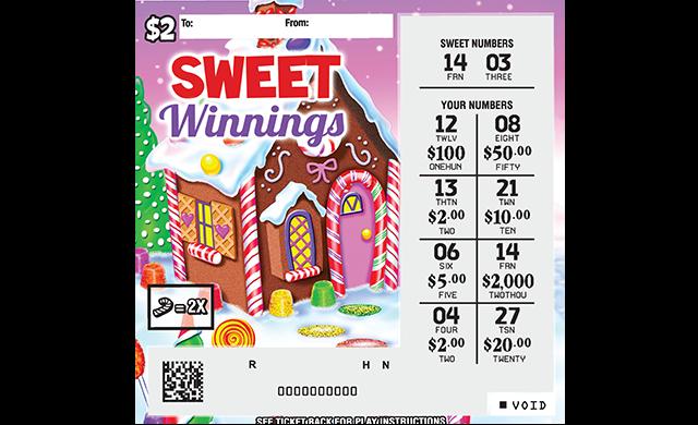 MONSTER CASH - SWEET WINNINGS