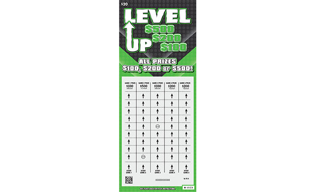 LEVEL UP $100 $200 OR $500